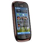 Nokia C7-00 Marron