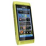 Nokia N8 Vert