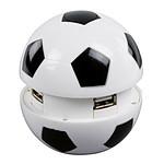 """Hub USB 2.0 """"Ballon de Foot"""" (4 ports)"""
