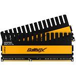 Ballistix 4 Go (2x 2 Go) DDR3 1600 MHz CL8 Radiateur à ailettes
