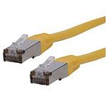 Câble RJ45 catégorie 6 SFTP 3 m (Jaune)