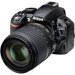 Nikon D3100 + AF-S DX NIKKOR 18-105 mm VR
