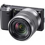 Sony NEX-5 Noir + Objectif 18-55 mm