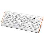 Genius SlimStar S325 Blanc / Orange