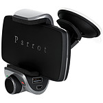 Parrot MINIKIT Smart - Support mains-libres Bluetooth