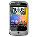 HTC Wildfire Gris/Gris