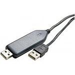Câble de transfert USB avec logiciel GO! Suite