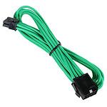BitFenix Alchemy Green - Extension d'alimentation gainée - EPS12V 8 pins - 45 cm