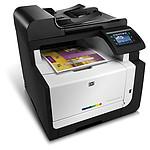 HP Color LaserJet Pro CM1415nf