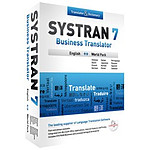 SYSTRAN 7 Business Translator anglais - français - anglais