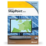 Microsoft MapPoint 2010 Europe