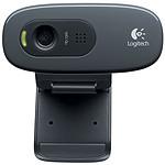 Logitech HD Webcam C270 Noir + PC Headset 120
