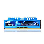 G.Skill RipJaws X Series 4 Go (kit 2x 2 Go) DDR3-SDRAM PC3-14900