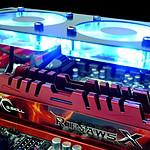 G.Skill RipJaws X Series 16 Go (4x 4Go) DDR3 2133 MHz CL9