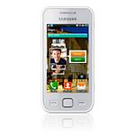Samsung Wave 575 Blanc