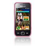 Samsung Wave 575 Rose
