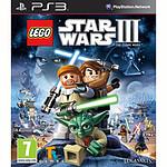 LEGO Star Wars III : The Clone Wars (PS3)