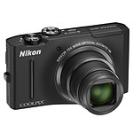 Nikon Coolpix S8100 Noir