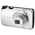 Canon Powershot A3200 IS Argent