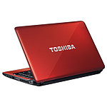 Toshiba Satellite L635-13N Rouge