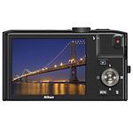 Nikon Coolpix S8100 Rouge + Carte SD 8 Go
