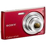 Sony CyberShot DSC-W510 Rouge