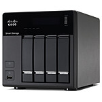 Cisco Small Business NSS 324 - 4 To (4x 1 To)