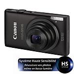 Canon IXUS 220 HS Noir