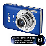 Canon IXUS 115 HS Bleu