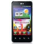LG P990 Optimus 2X Noir
