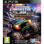 Monster Jam : Path of Destruction avec Volant (PS3)