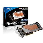 MSI N580GTX HydroGen/OC 1536 MB