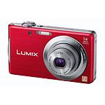 Panasonic Lumix DMC-FS16 Rouge