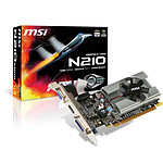 MSI N210-MD1G/D3 GeForce G210