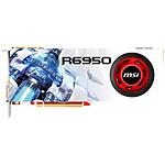 MSI R6950-2PM2D2GD5 HD 6950