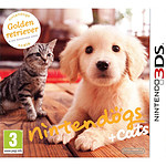 Nintendogs + cats : Golden retriever & ses nouveaux amis (Nintendo 3DS)