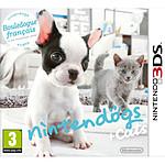 Nintendogs + cats : Bouledogue français & ses nouveaux amis (Nintendo 3DS)