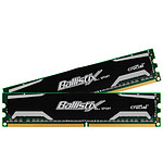 Ballistix Sport 4 Go (2x 2 Go) DDR2 800 MHz CL5
