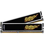 Ballistix Smart Tracer 4 Go (2x 2 Go) DDR3 1600 MHz CL8 OB LED