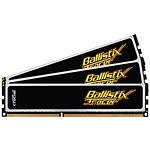 Ballistix Smart Tracer 6 Go (3x 2 Go) DDR3 1600 MHz CL8 OB LED
