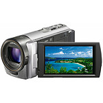 Sony HDR-CX130 Argent