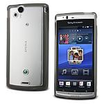 Muvit Housse bi-matière pour Sony Ericsson Xperia arc