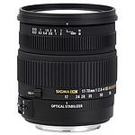 Sigma 17-70mm F2,8-4 DC Macro OS HSM monture Canon