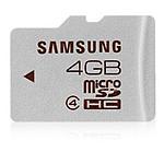 Samsung MicroSDHC 4 Go