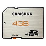 Samsung SDHC Plus 4 Go