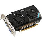 MSI R6670-MD1GD5 1 Go (AMD Radeon HD 6670)