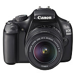 Canon EOS 1100D + Objectif EF-S 18-55 mm f/3,5-5,6 IS II
