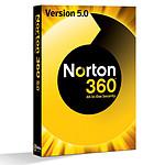 Norton 360 v5.0 - Pack 1 poste