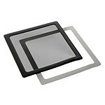 Filtro magnético cuadrado 140 mm (marco negro, filtro negro)
