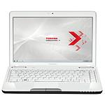 Toshiba Satellite L735-10K Blanc